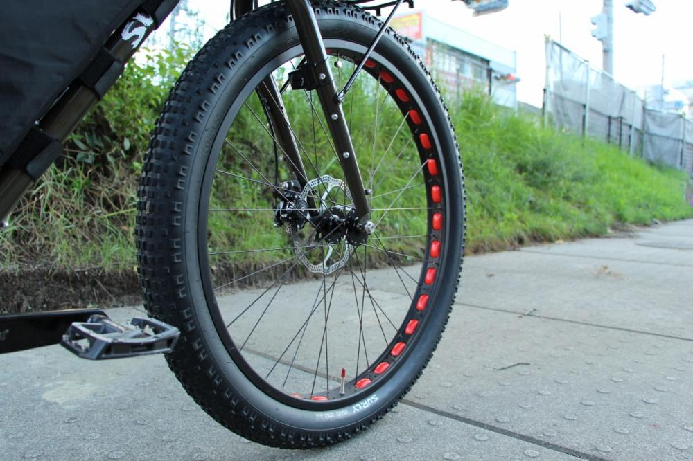 surly rabbit hole rim review