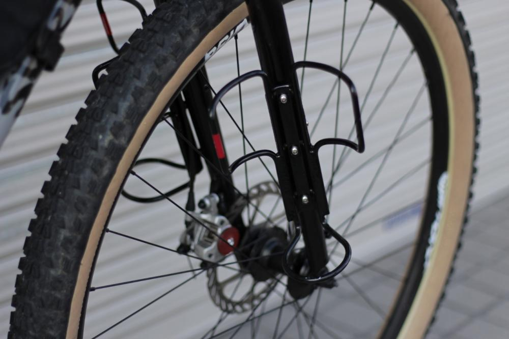 Salsa Cycles Anything Cage